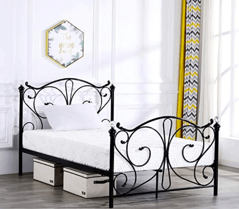ZXL King Size Bed Frame