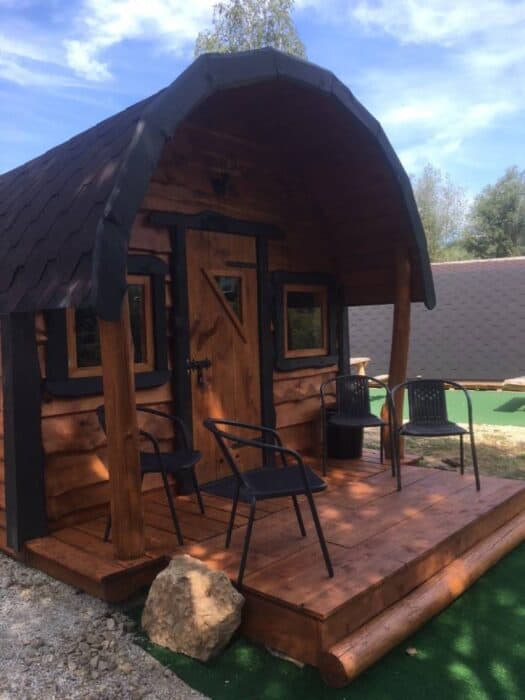 Glamping du Rivage Luxembourg