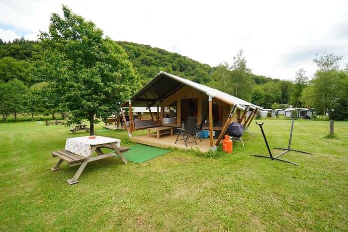 Safari Tent in Bockholz, Luxembourg