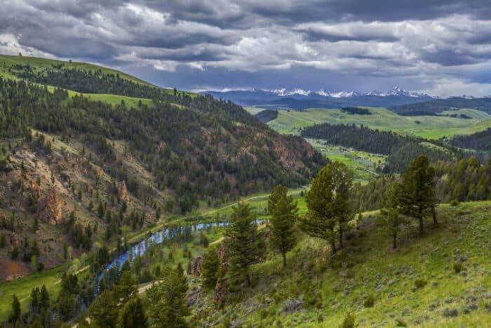 glamping montana ranch