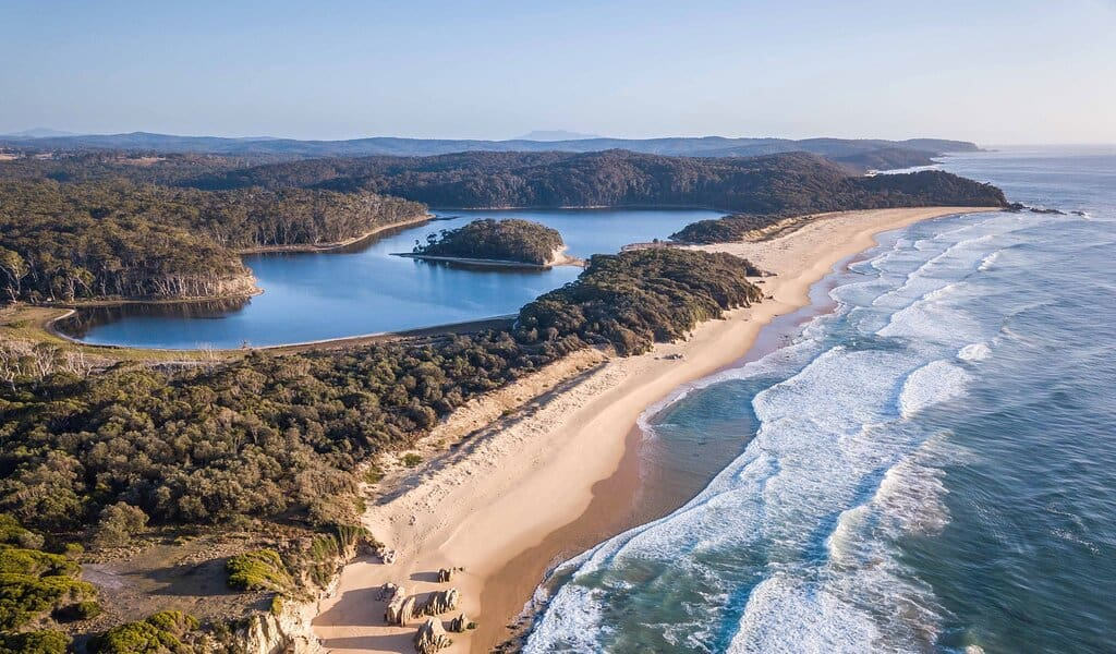 best glamping nsw