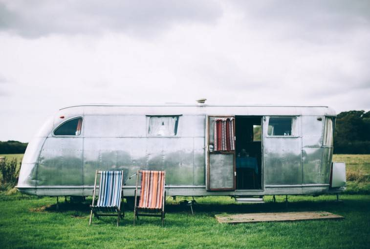 Isle of Wight glamping