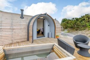 The Best Glamping with Hot Tub North Wales