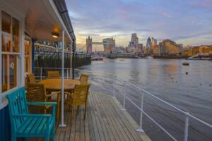 Top 6 Glamping London Spots