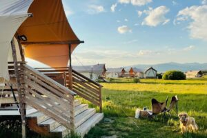 11 Best Places To Go Glamping In Tennessee